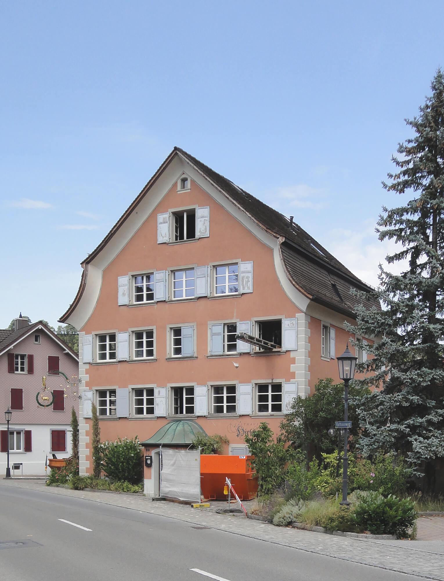 Gasthof Hirschen Thal
